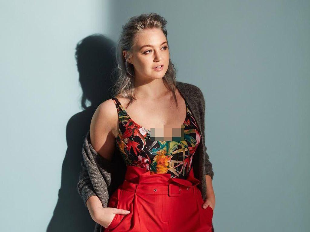 Potret Iskra Lawrence, Model Inspiratif yang Dobrak Standar Kecantikan
