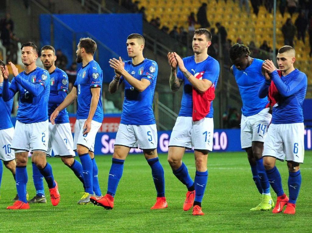 Wajah Baru Italia Mengembalikan Antusiasme Fans