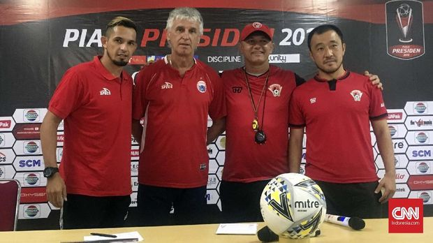 Persija Jakarta vs Kalteng Putra akan berlangsung di Stadion Patriot.