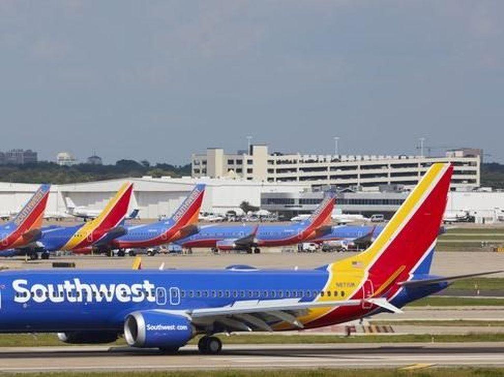 Dituduh Menyesatkan Soal 737 MAX, Boeing Digugat Pilot Southwest Airlines