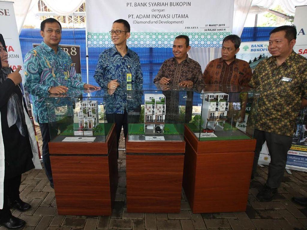 Sasar Milenial, Bukopin Syariah Beri Fasilitas KPR iB Baitii