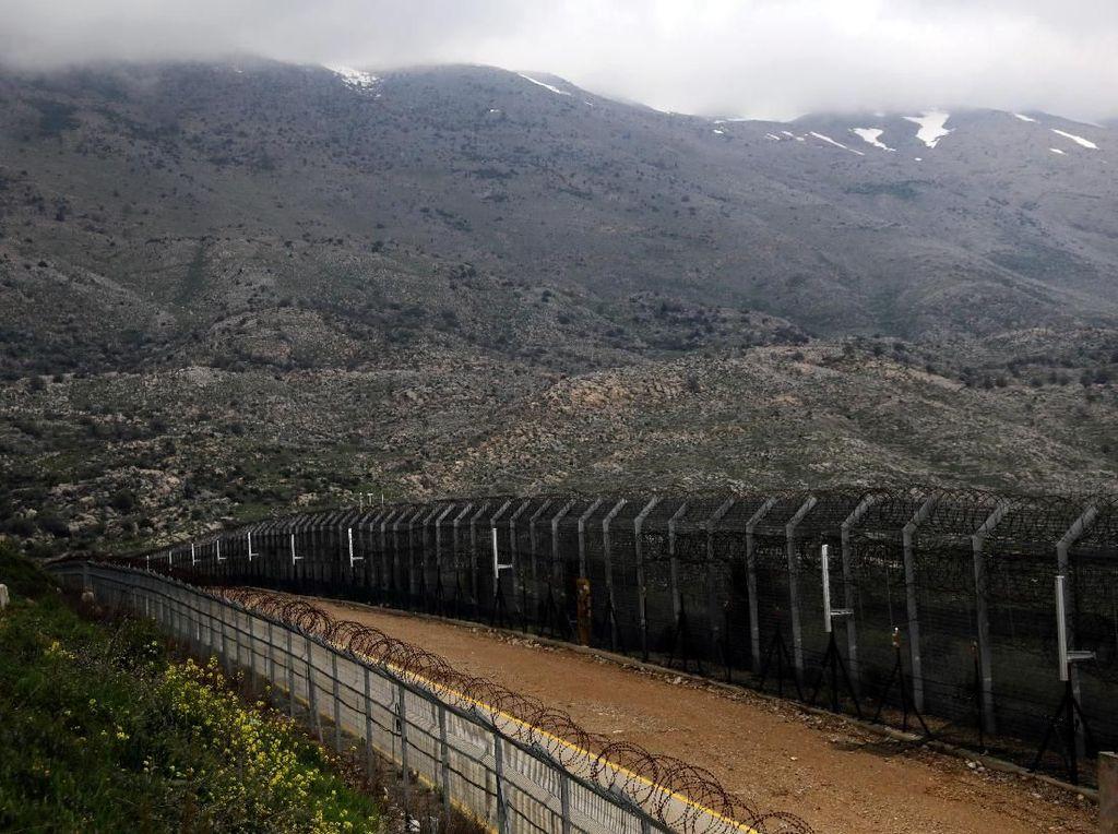 Trump Akui Golan Wilayah Israel, Presiden Iran: Itu Kolonialisme!