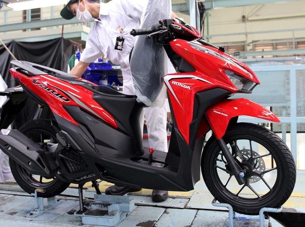 Lagi, Honda Vario Kembali Bersolek