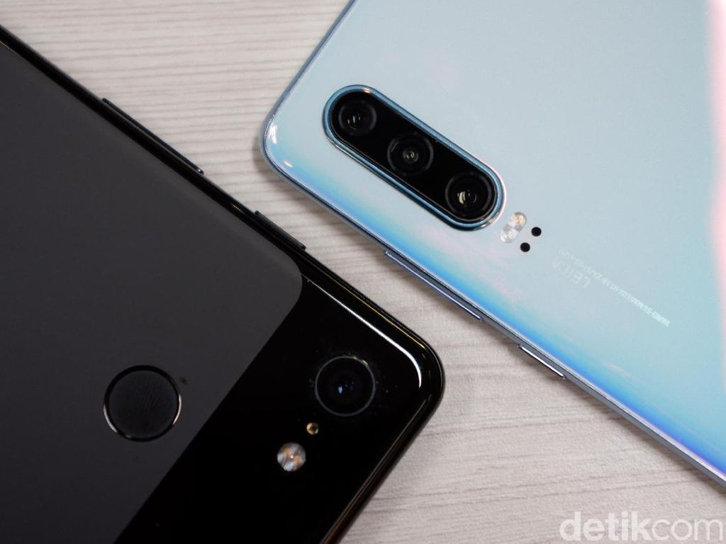 Blind Test Mengadu Mode Malam Huawei P30 dan Pixel 3