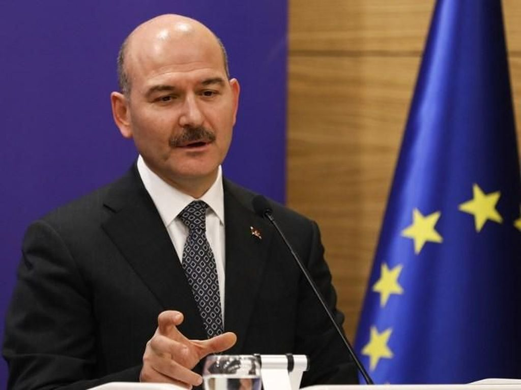 Turki Akan Deportasi Tahanan ISIS ke Negara Asal