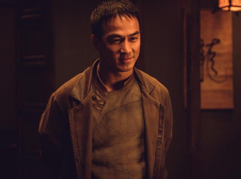 Mimpi Jadi Nyata, Joe Taslim Main di Cerita Karangan Bruce Lee Warrior