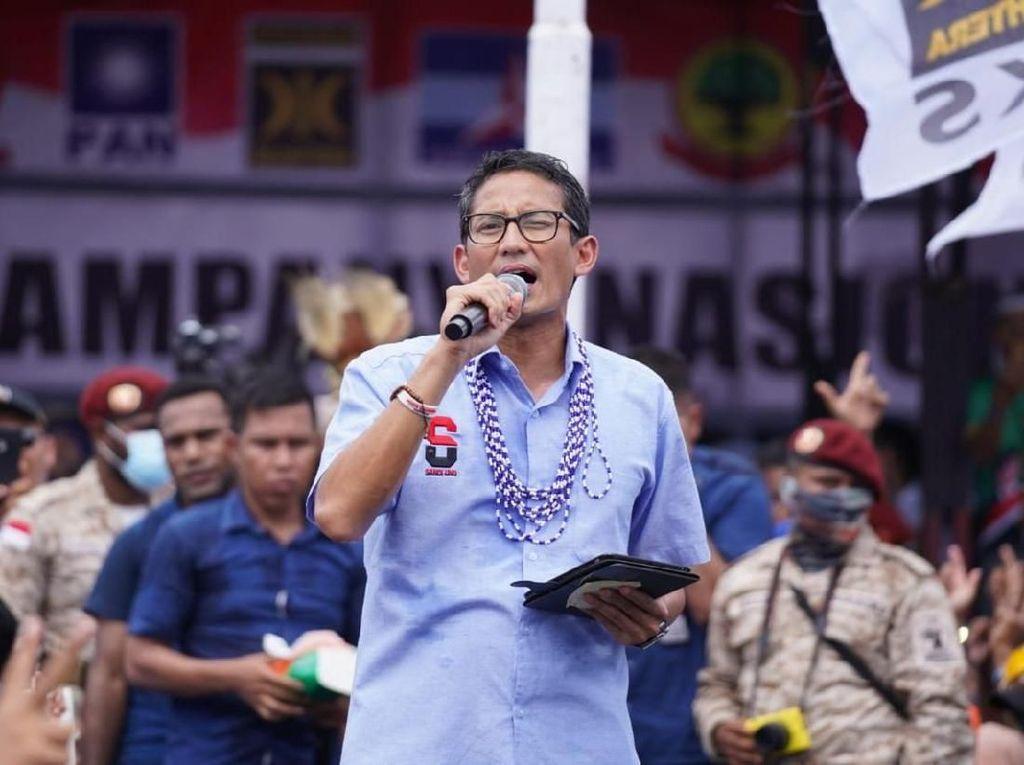 Marak OTT KPK, Sandiaga: Ada Sistem yang Tak Berjalan Baik