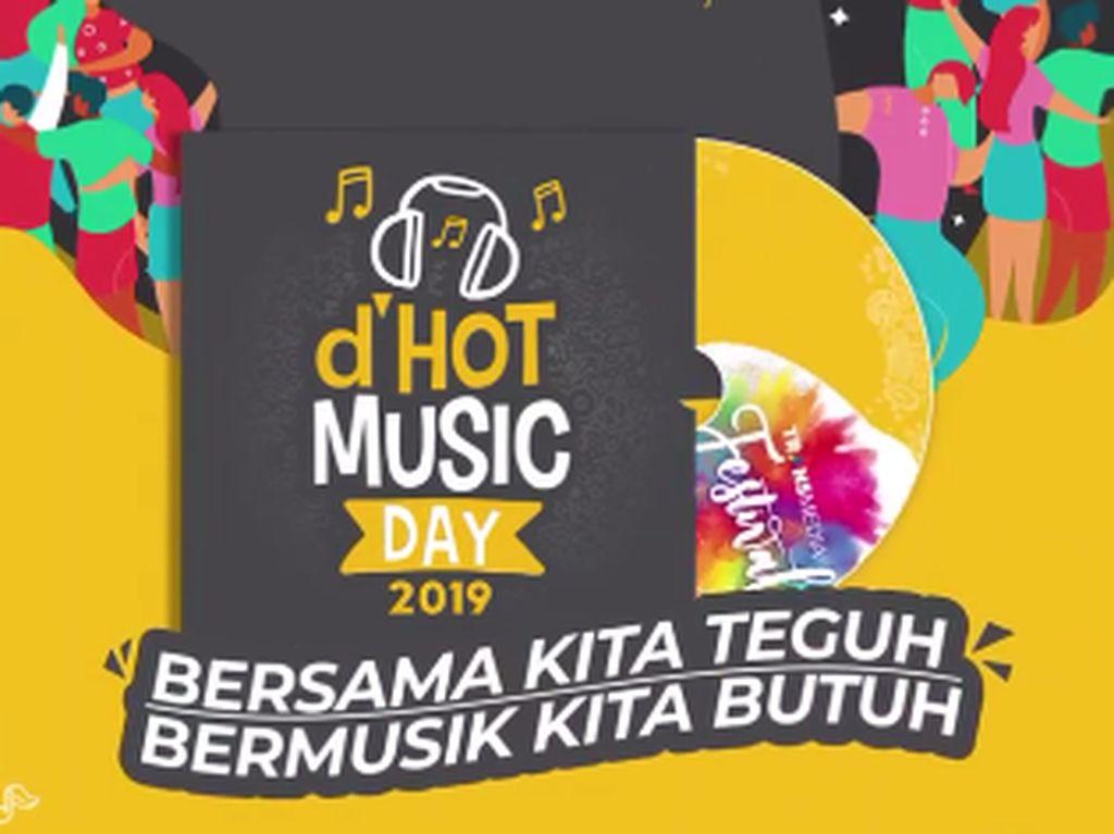 dHOT Music Day 2019 Bakal Digelar di Bali!