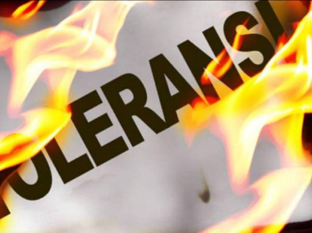 Krisis Toleransi dan Kekerasan Terhadap yang Lain