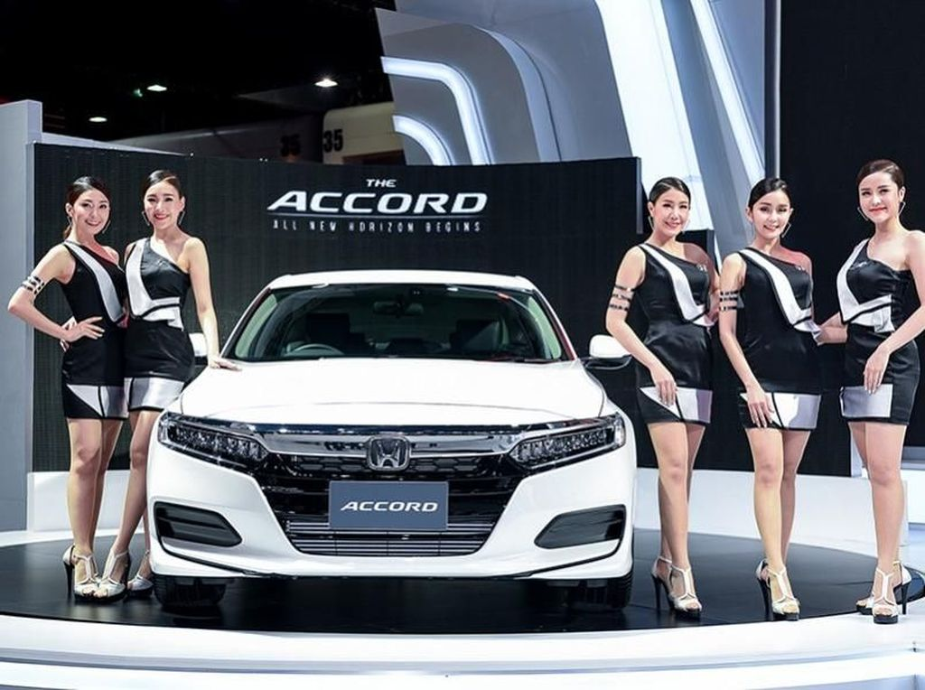 Honda Accord Bermesin Turbo dan Hybrid