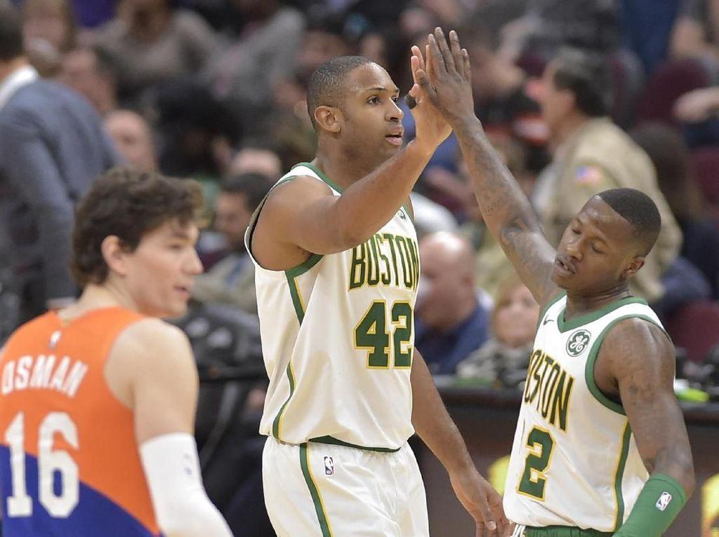 Hasil NBA: Celtics dan Clippers Lolos ke Playoff