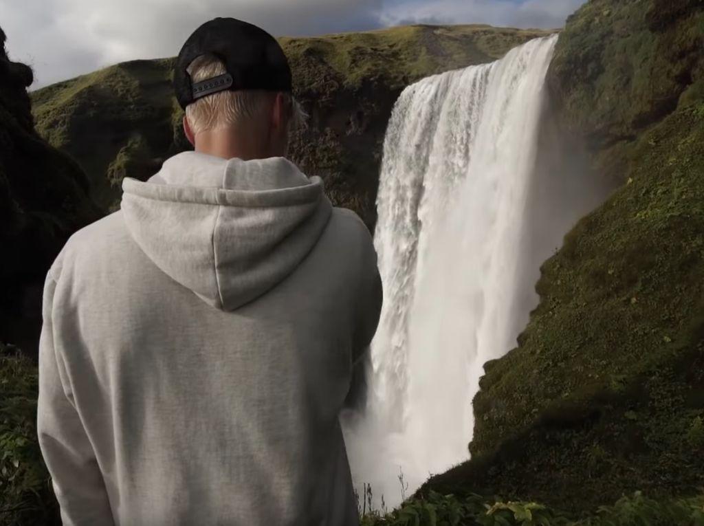 Efek Video Klip Justin Bieber, Lembah Cantik di Islandia Ditutup