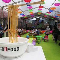 Go-Food Klaim Bisa Cetak Jutaan Lapangan Kerja