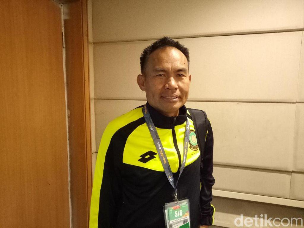 Pelatih Brunei: Kami dan Indonesia Selevel