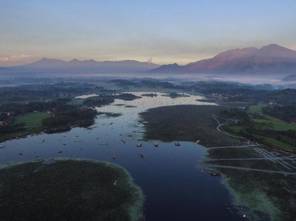 50 Hidden Paradise di Jabar Bakal Digarap Disparbud Tahun Ini