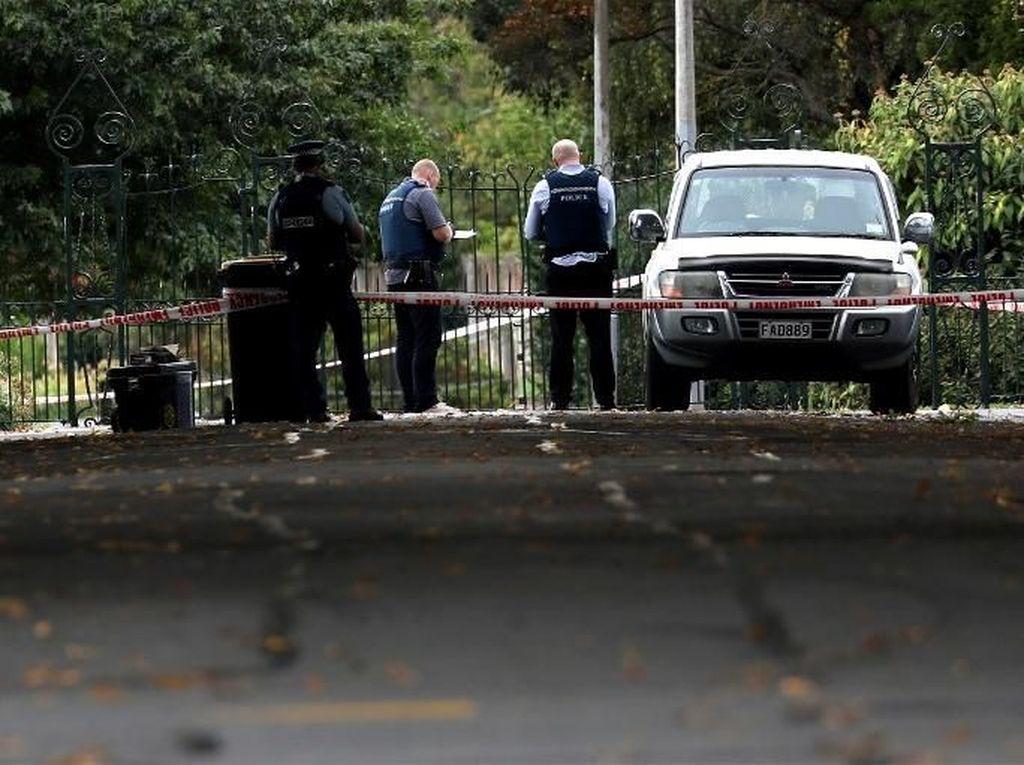Pria Tewas Saat Dikepung Polisi, Diselidiki Terkait Teror Masjid New Zealand