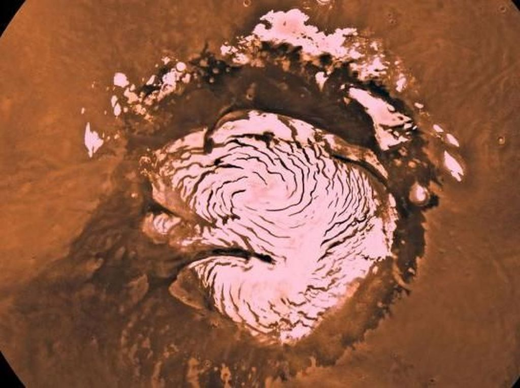 Jika Sudah Tinggali Mars, Manusia Bisa Wisata Ekstrem ke Sini