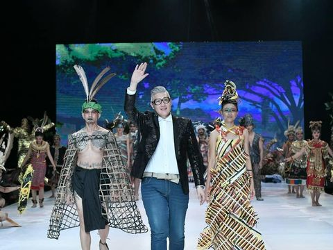 Indonesia Fashion Week 2019 Resmi Dibuka Hari Ini