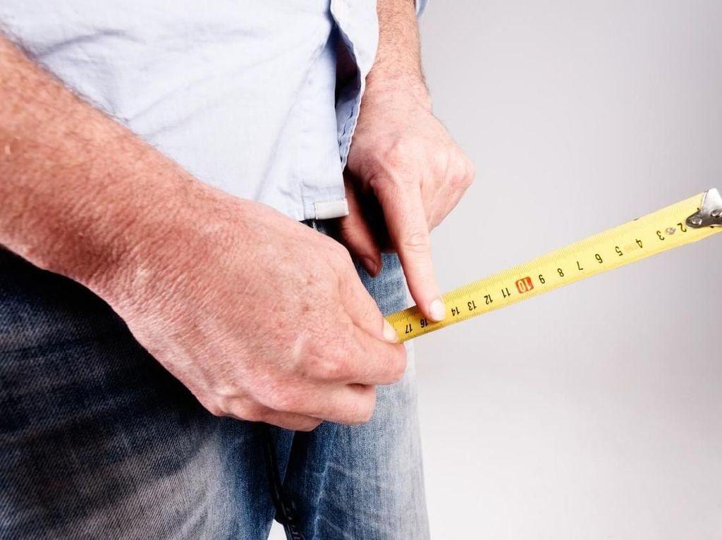 Apa yang Terjadi Bila Ukuran Mr P Terlalu Besar? Ini Kata Ahli