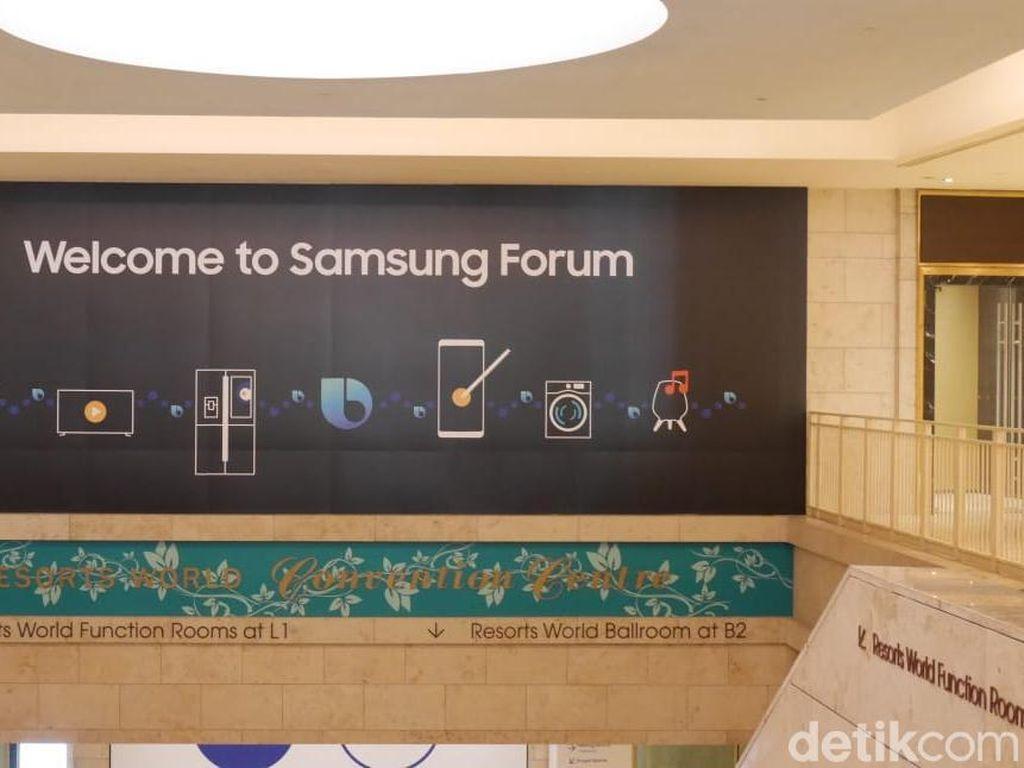 Deretan Produk Anyar Perangkat Rumah Tangga Pintar Samsung