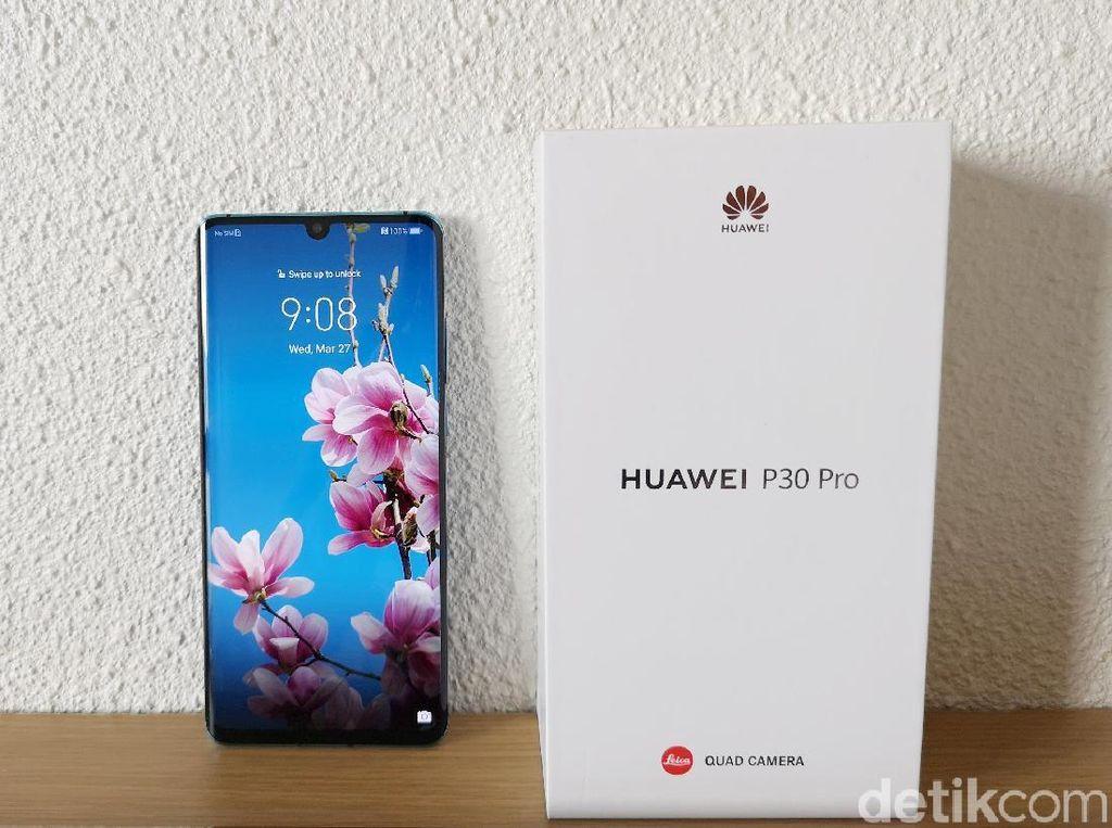 Huawei P30 dan P30 Pro, Perangkat Teranyar YouTube Signature