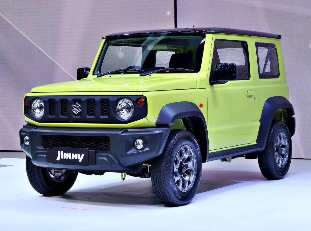 Di Indonesia Suzuki Jimny Bisa Lebih Murah dari Rp 700 Juta?