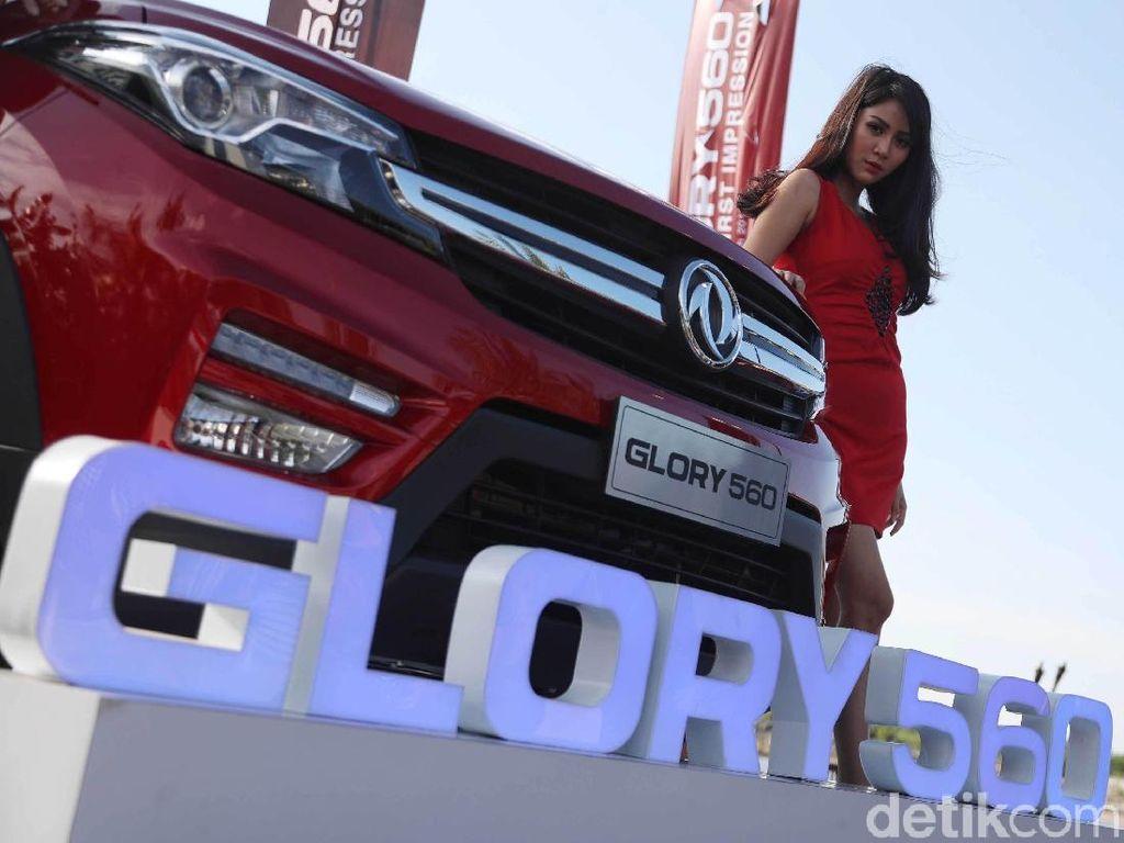PR Besar buat Mobil China di Indonesia