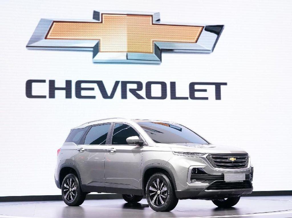 Chevrolet Cabut dari Thailand, Gimana Nasib Captiva Buatan Wuling Cikarang?