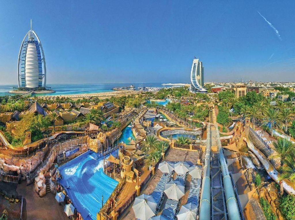 Foto: Tempat Wisata Keluarga Terbaik Dubai di Musim Semi