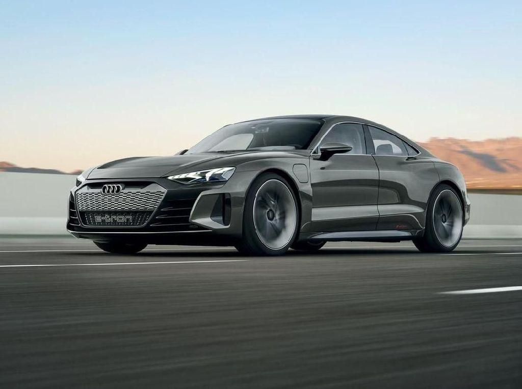 Mobil Otonom Audi Mulai Diuji di China