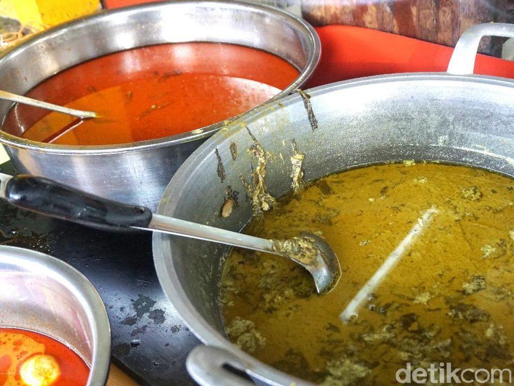 Harga Cabai Masih Pedas, Pemilik Rumah Makan Padang Tetap Tahan Harga
