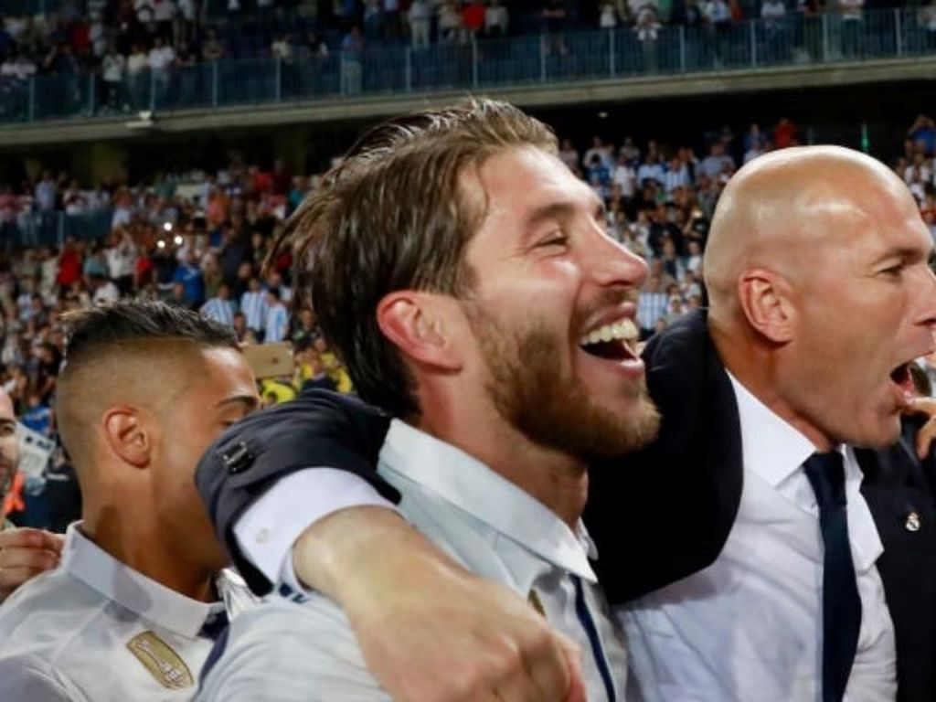 Ramos di Belakang Kembalinya Zidane ke Madrid?