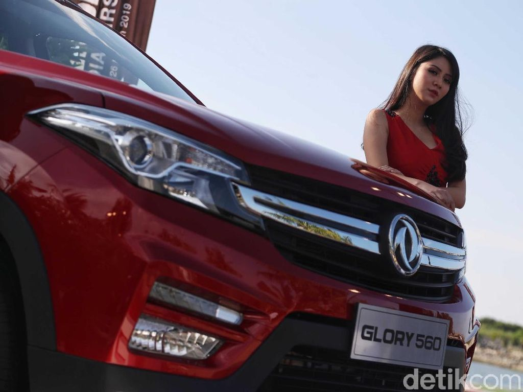 Ini Dia Mobil China Paling Laku di Indonesia