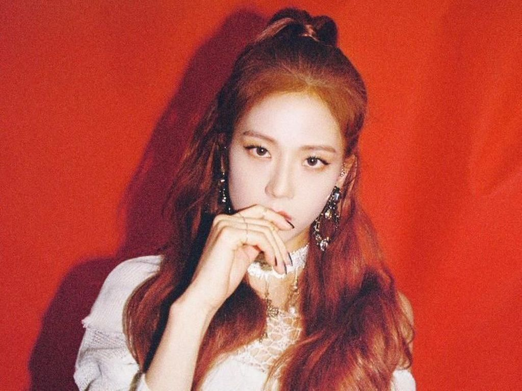 Jisoo Merah Membara di Teaser Comeback BLACKPINK