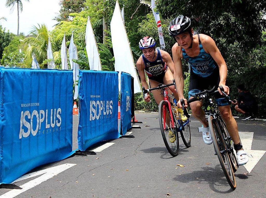 Melihat Keseruan Super League Triathlon 2019