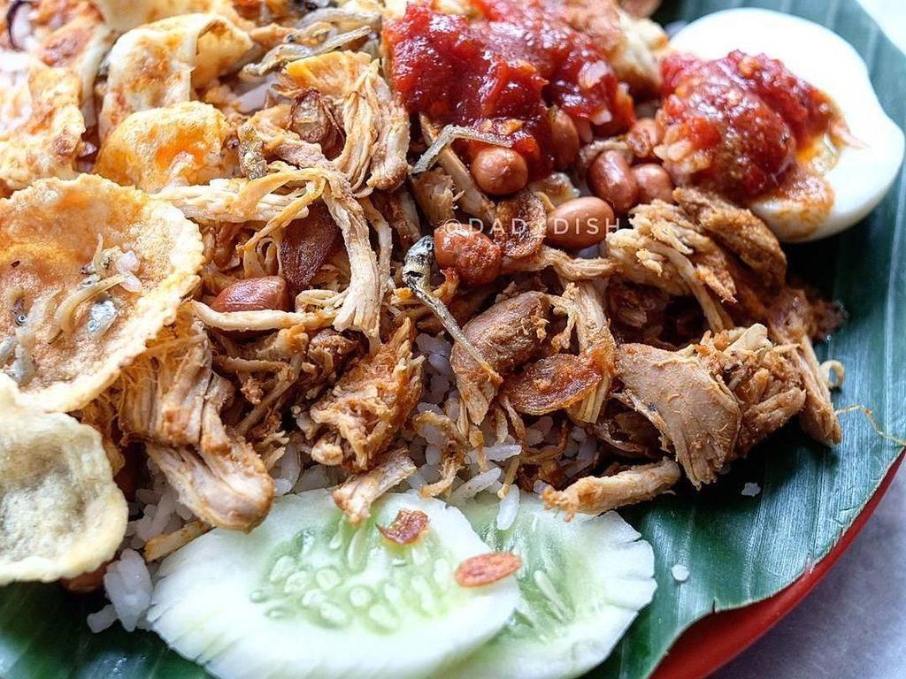 Nasi Gurih hingga Nasi Gemuk, Ini 5 Nasi Berbumbu Tradisional