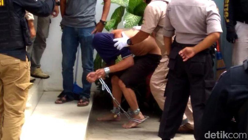 Kerap Berulah, Puluhan Napi Asal Bali Dipindah ke Nusakambangan