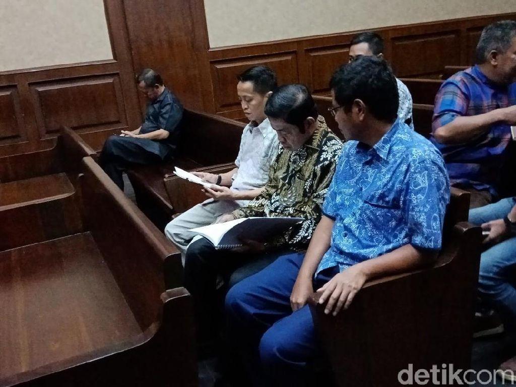 Ajukan Pleidoi, Idrus Marham Ingin Buktikan Tak Terima Duit Haram