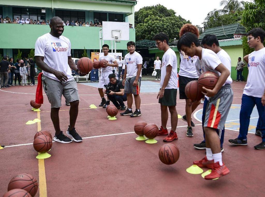 Eks Bintang NBA Berbagi Tips Hadapi Cedera