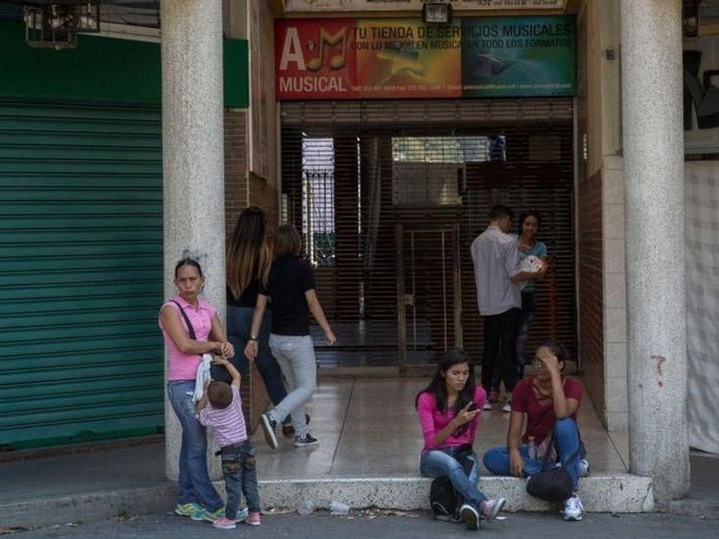 Krisis Listrik Venezuela, Guaido: Pemerintahan Sosialis Tidak Becus