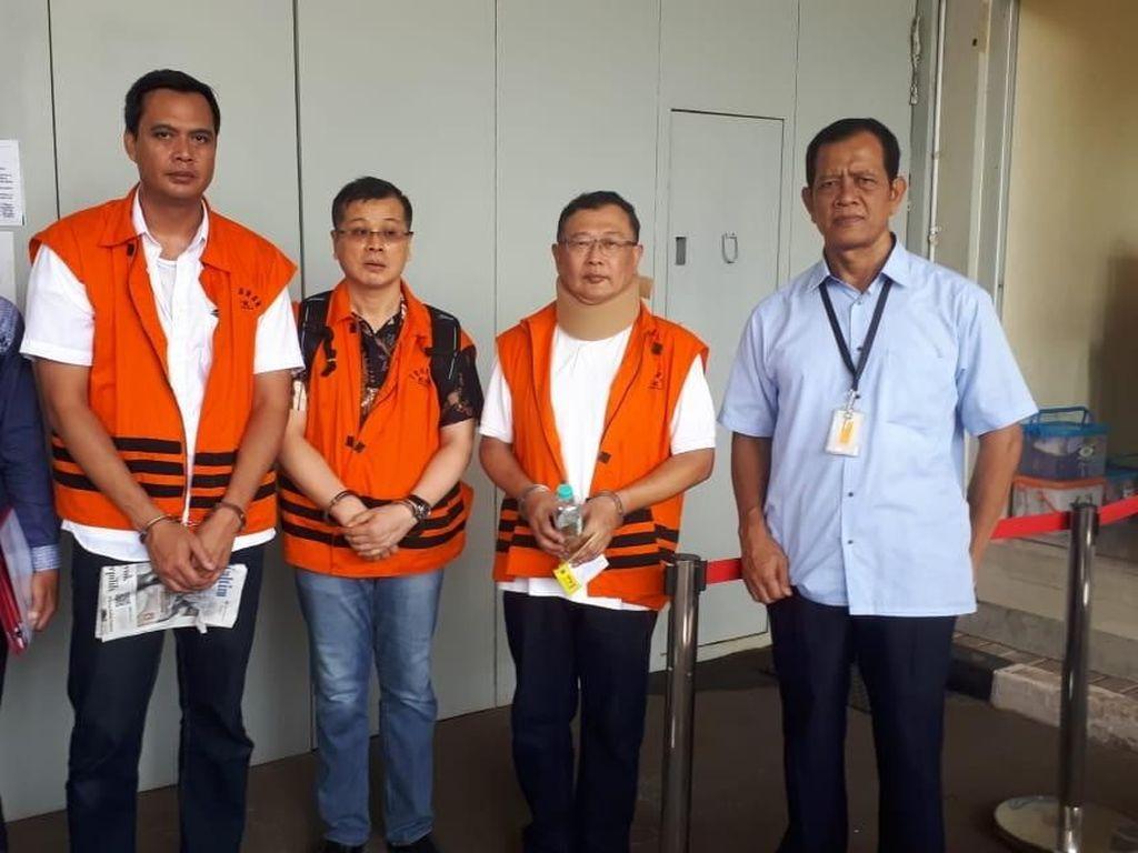 Kasus Suap DPRD Kalteng, KPK Eksekusi 3 Terpidana dari Swasta