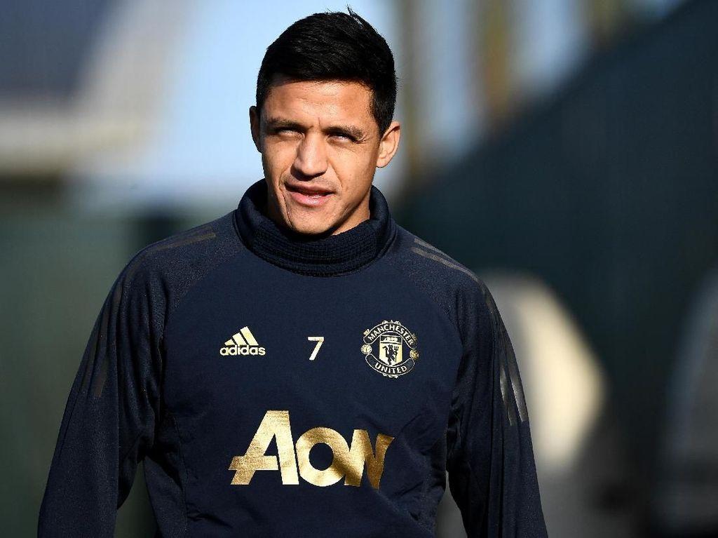 Cuma Ada Satu Klub Tertarik Alexis Sanchez