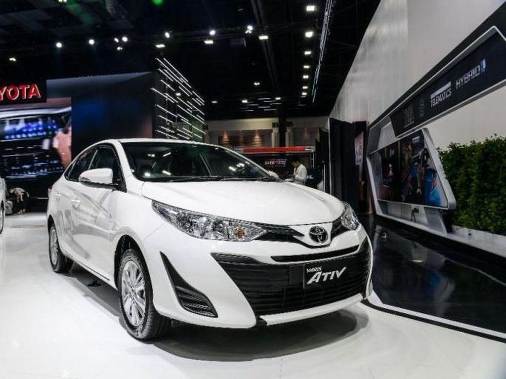 Bangkitkan Otomotif, RI Minta Pajak 0%, Thailand Kasih Kupon Rp 47 Juta