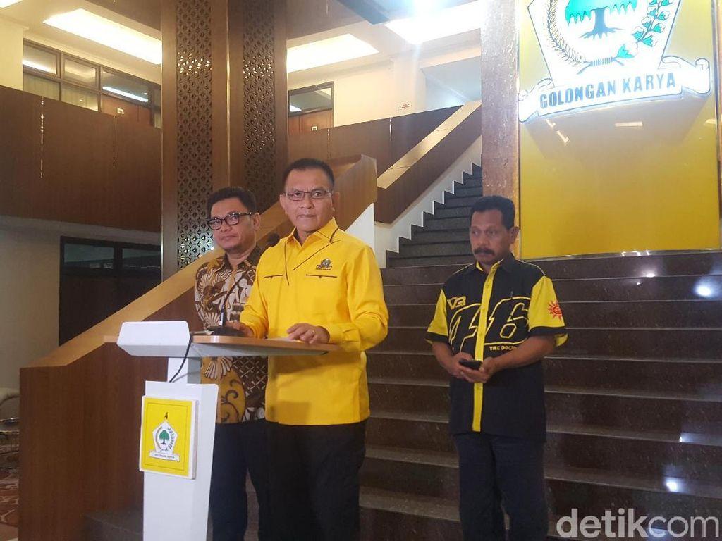 Kena OTT KPK, Bowo Sidik Pangarso Dipecat Golkar dari Kepengurusan