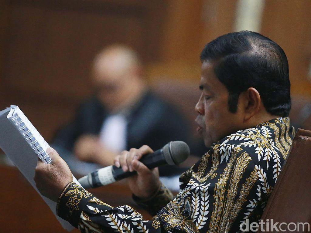 Hukumannya Disunat MA, Idrus Marham Masih Berharap Bebas