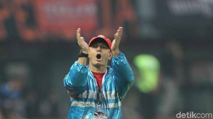 Gomes De Olivera menilai Kalteng Putra menjali laga berat dengan PSM Makassar. (Foto: Rifkianto Nugroho/detikSport)