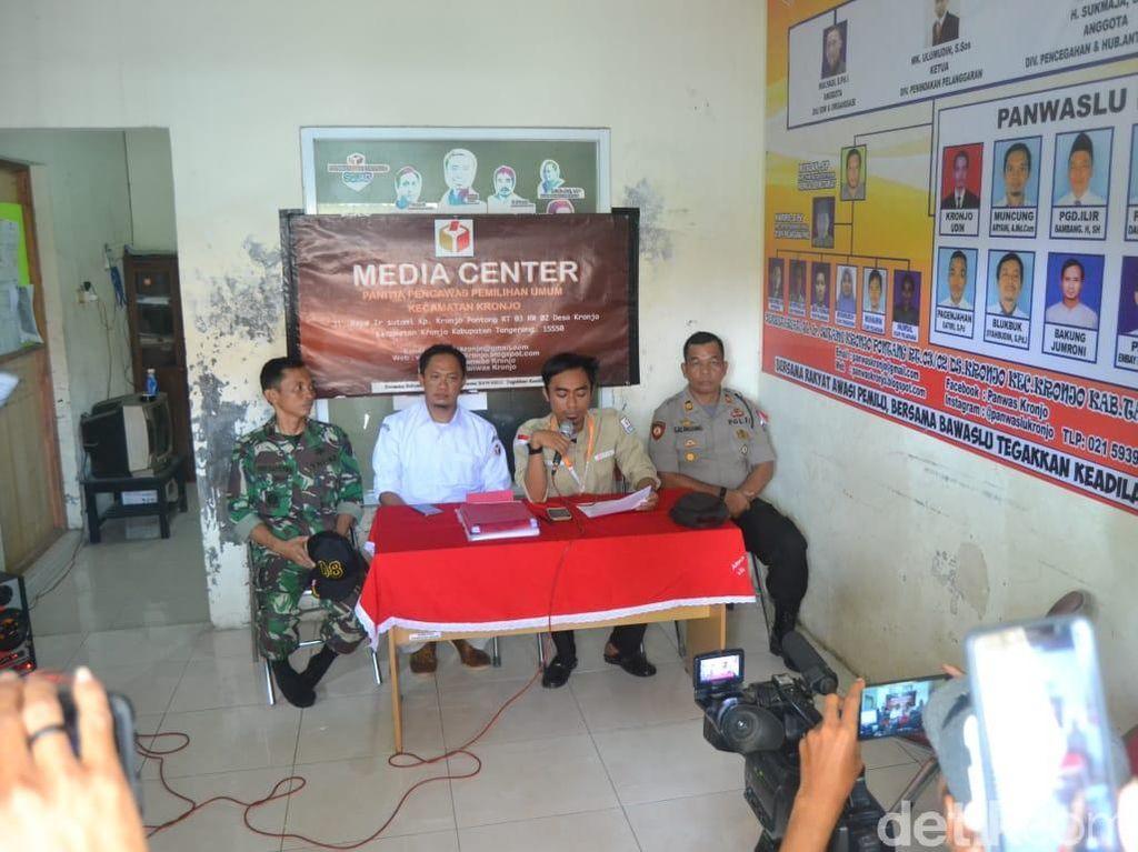 Panwaslu Nilai 6 Honorer Pamer Stiker Prabowo Tak Langgar Kampanye