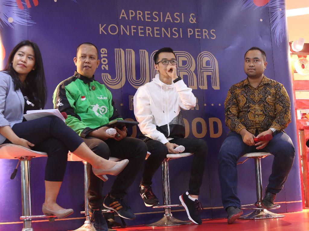 6 Menu Juara Partner Go-Food 2019 di Pulau Sumatera, Cobain Deh