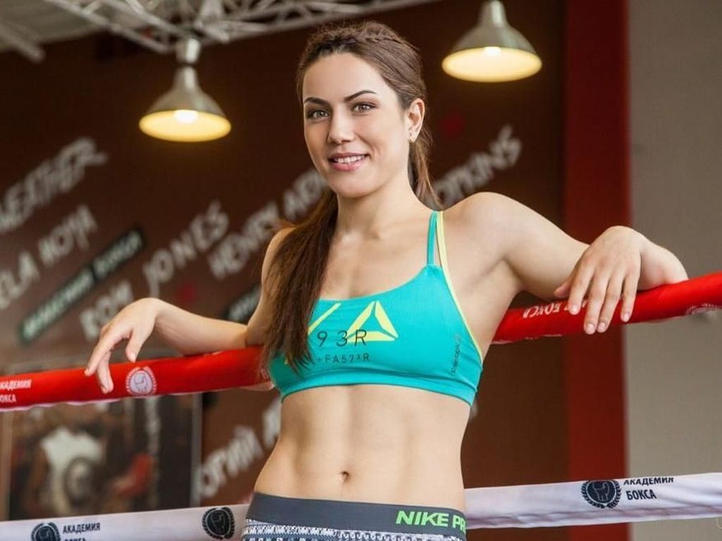 Cantiknya Firuza Sharipova, Juara Dunia Tinju Asal Kazakhstan