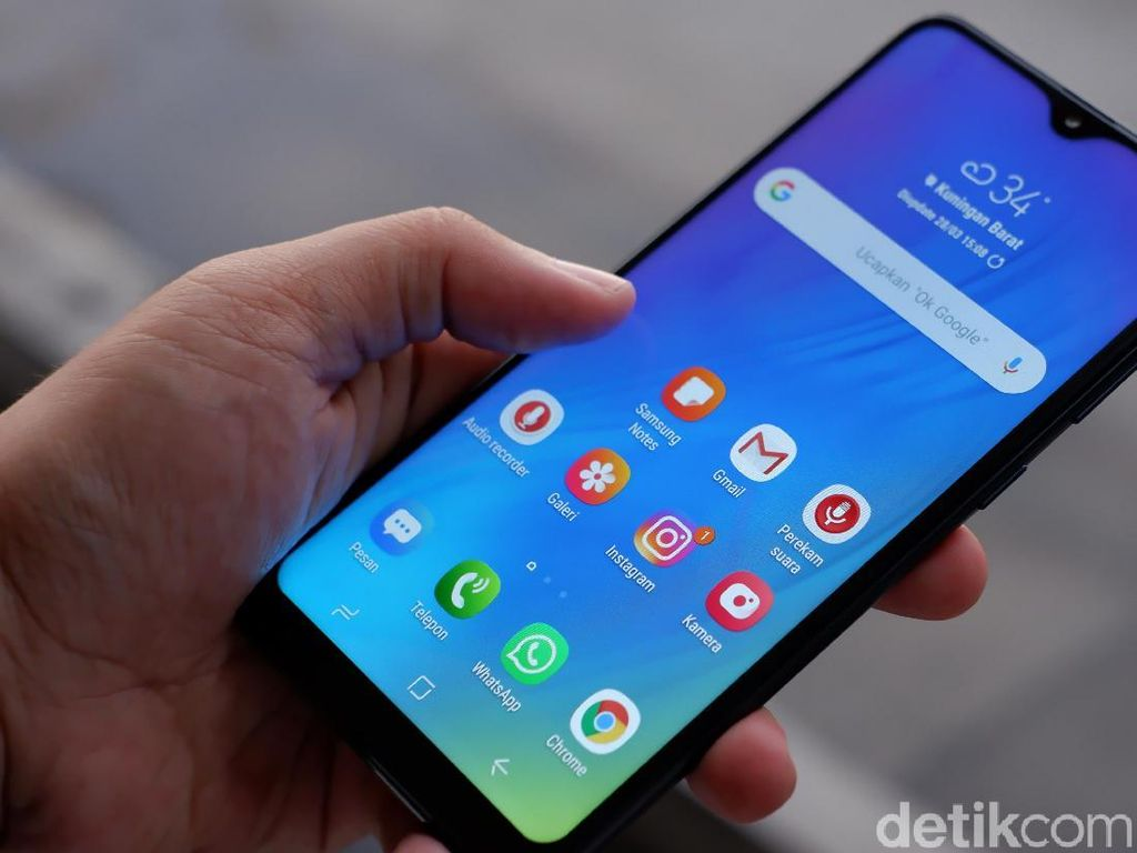 Galaxy A Laris Manis di India, Bagaimana di Indonesia?